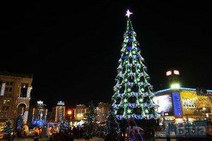 В Геленджике начнут устанавливать новогоднюю елку