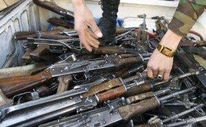 Через российско-абхазскую границу 12 раз пытались провезти контрабандой оружие и боеприпасы