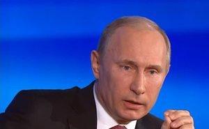 На пресс-конференции Владимира Путина не могли не вспомнить о Сочи
