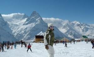 Сочи зимой рассчитывает на 1 млн туристов
