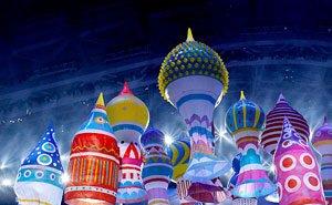 Церемония открытия Олимпиады-2014 названа лучшим телесобытием года