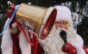 На Театральной площади Краснодара прошла последняя Новогодняя ёлка