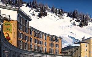 Крупные гостиничные комплексы давят мелкий турбизнес Красной Поляны