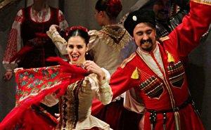 Кубанский казачий хор подготовил своим поклонникам рождественские сюрпризы