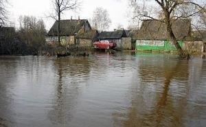 На Кубани из подтопленных домов посёлка Дюрсо пришлось эвакуировать жителей