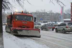 Работа дорожных служб в Краснодарском крае