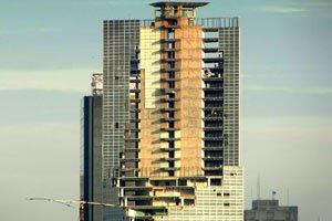 Строительство многоэтажного центра