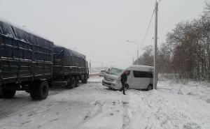 На Кубани в крупную аварию попал микроавтобус с 10 юными спортсменами