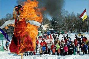 В Анапе по традиции сожгут чучело зимы