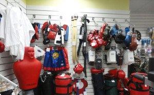 Краснодарские магазины спорттоваров испытывают недостаток товаров отечественного производства