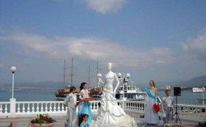 Власти Геленджика ожидают ажиотажный наплыв туристов в этом году
