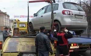 Работа эвакуаторов в Краснодаре признана неэффективной