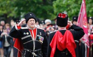Кубанские казаки готовятся к параду Победы в Москве