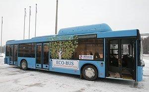 Новые автобусы Краснодара улучшат экологическую обстановку