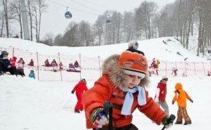 Любителям горнолыжного катания Сочи предоставит такую возможность даже в мае месяце