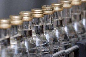 На Кубани сократилось производство спиртного
