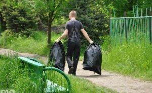 Сотрудники мэрии Сочи в течение недели очищали и благоустраивали село Ахштырь