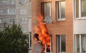 Пожарные считают, что на Виноградной в Сочи был преднамеренный поджог