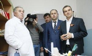 Вениамин Кондратьев встретился с жителями Крымска