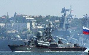 В морском Параде Победы Новороссийска участвовали боевые корабли КНР