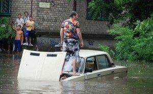 В Сочи всерьёз занялись проблемой затопления курорта во время летних дождей