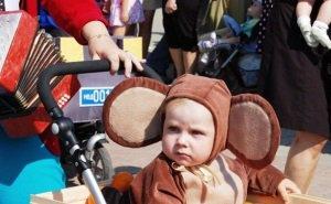 Кубань празднует Международный день защиты детей