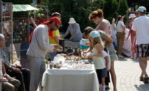 В Краснодар на ярмарку ремёсел приехали мастера из Кипра