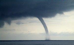 В Сочи прогнозируют смерчи над морем с возможным выходом их на сушу