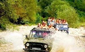 Курортные города Кубани хотят объявить джиппинг вне закона