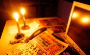 Краснодарцы в знак протеста против отключения электричества перекрыли движение