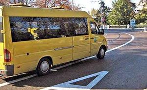 В Сочи появится дополнительная полоса для общественного транспорта