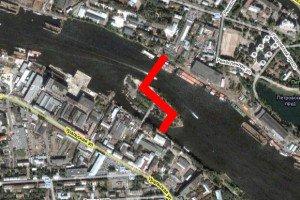 Строительство моста через реку Кубань отложено