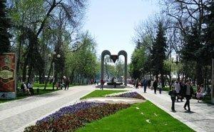 Все парки Краснодара будут объединены в