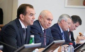 Глава Кубани считает, что Общественная палата должна стать надзорным органом