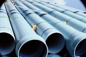 Не только электротехническое оборудование, но и пластиковые трубы от компаний-партнеров