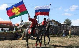 Атамань собрала фанатов культуры кубанских казаков