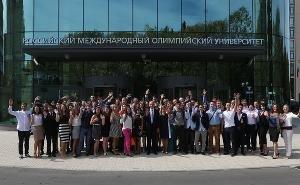Олимпийский университет Сочи начал новый учебный год