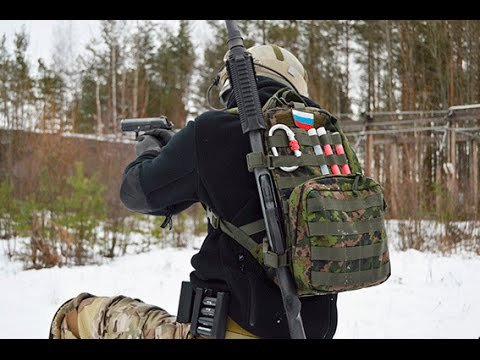 О преимуществах тактических рюкзаков