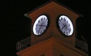 Раритетные городские часы Краснодара впервые заработали после перерыва в 20 лет