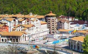 Сбербанк выставил на торги один из главных курортов Сочи