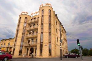 Волгоградская гостиница для всех