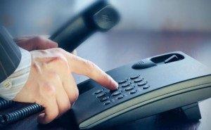 В крайадминистрации обсудили работу телефона