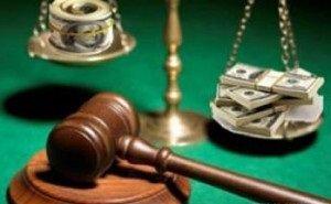 Неправосудные решения судьи привели его на скамью подсудимых
