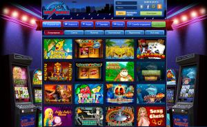 Два забавных слота на сайте казино
