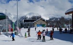 Красная Поляна готовится к предстоящему горнолыжному сезону