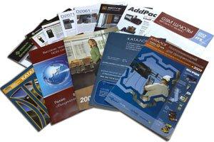 Рекламные брошюры и их преимущества