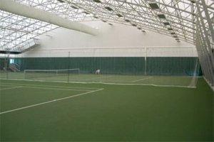 Новая спортивная площадка в Краснодаре