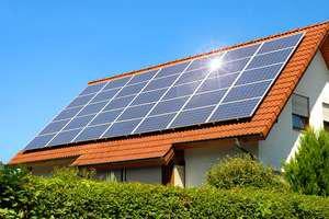 Стоимость солнечных панелей 220В