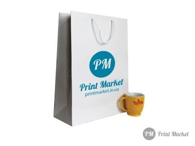 Экологичная упаковка и активная реклама с крафт-пакетами