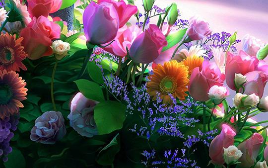 Доставка цветов и букетов в Киеве